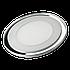 Светодиодный встраиваемый led светильник Bellson Blue круг (18 Вт, 180 мм), фото 5