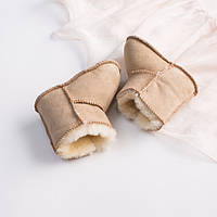 Детские зимние пинетки сапожки