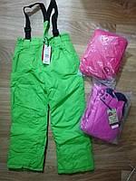 Лыжные штаны для девочки. Размеры 134-140,146-152,158-164,170