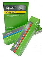 Optosil Comfort (Оптосил) - C-силиконовая масса для снятия оттисков зубов набор.