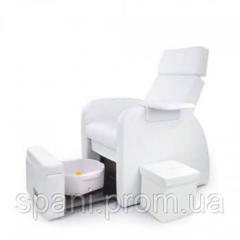 Кресло педикюрное L СН-28129 (черный)