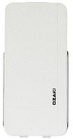 Чехол Ozaki O!coat Aim High Clarity White for iPhone 5 (OC553CY)
