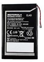 Аккумулятор (Батарея) Motorola XT1022 MOTO E EL40 (1860 mAh)