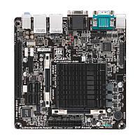 Материнская плата GIGABYTE GA-J3455N-D3H CPU Celer J3455 (2.3 GHz) Quad-Core VGA-HDMI 2xCOM mITX