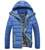 Зимняя мужская куртка пуховик  NIKE