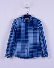 Блуза  BoGi 101,038.0235.01, 116-122 у синю клітку