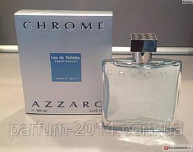 Мужская туалетная вода Azzaro Chrome  (реплика)