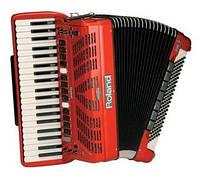 Цифровой аккордеон Roland FR5RED