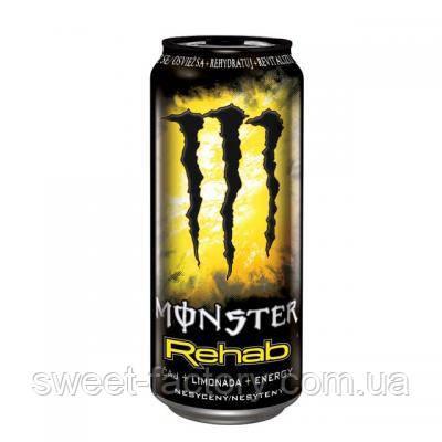 Monster Energy Rehad
