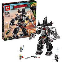 """Конструктор Ninjago Movie Lepin 06060 """"Робот Гарм"""" (аналог Lego 70613)"""