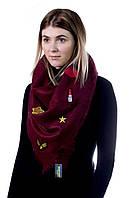 Молодежный шарф-палантин от Bruno Rossi
