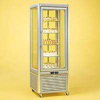 Шкаф-витрина холодильный COLDMASTER PRISMA 400 TNV/PG