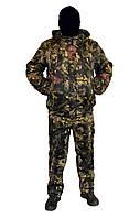 Костюм зимний Дубок штаны + куртка под резинку р.48-58