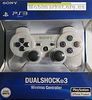 Джойстик SONY DUALSHOCK 3 PS3 Білий