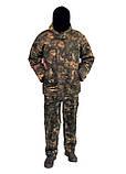 Куртка зимняя длинная Дубок с капюшоном р. 48-58, фото 4