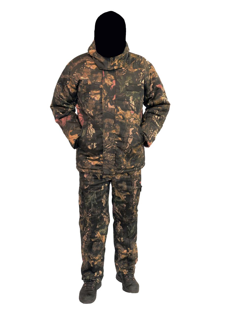 Куртка зимняя длинная Дубок с капюшоном р. 48-58  продажа 154cd718b5626