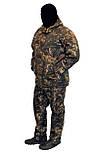 Куртка зимняя длинная Дубок с капюшоном р. 48-58, фото 2