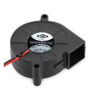 Вентилятор для 3D-принтера, ЧПУ-станка и др. 50мм 12В 2пин