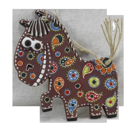 Сувенир керамический «Лошадка»