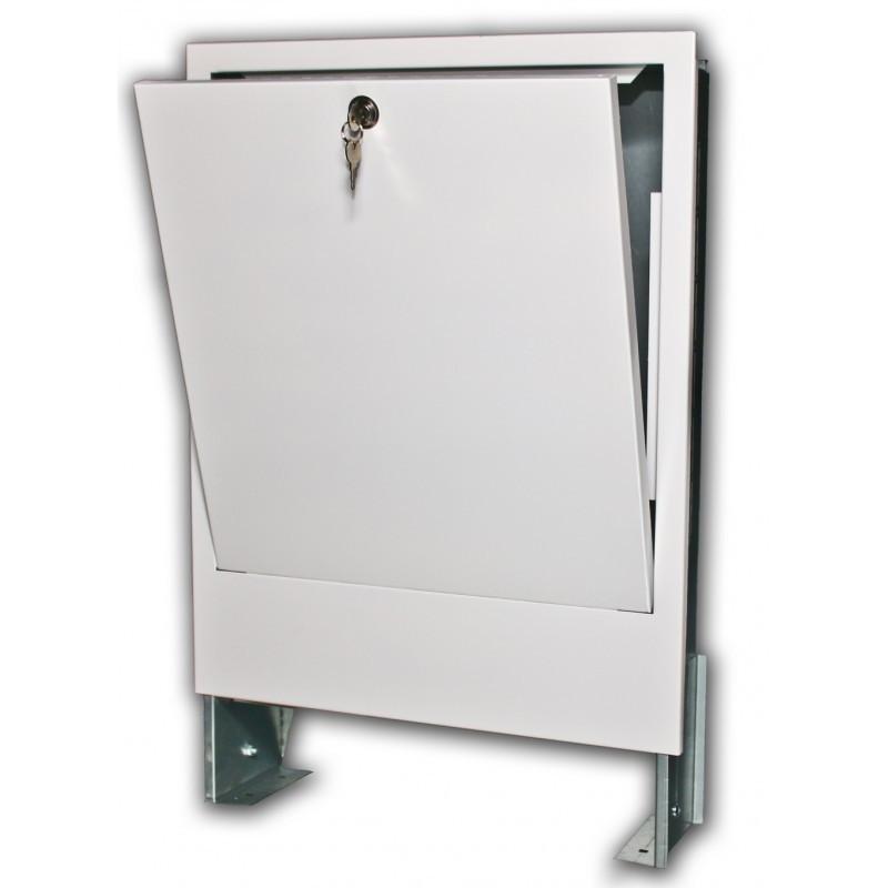 Шкаф коллекторный встраиваемый ШКВ-1 340*670*120