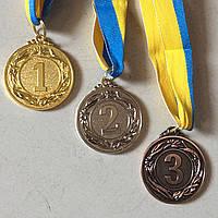 Медаль спортивная GLORY 4335. Медаль спортивна