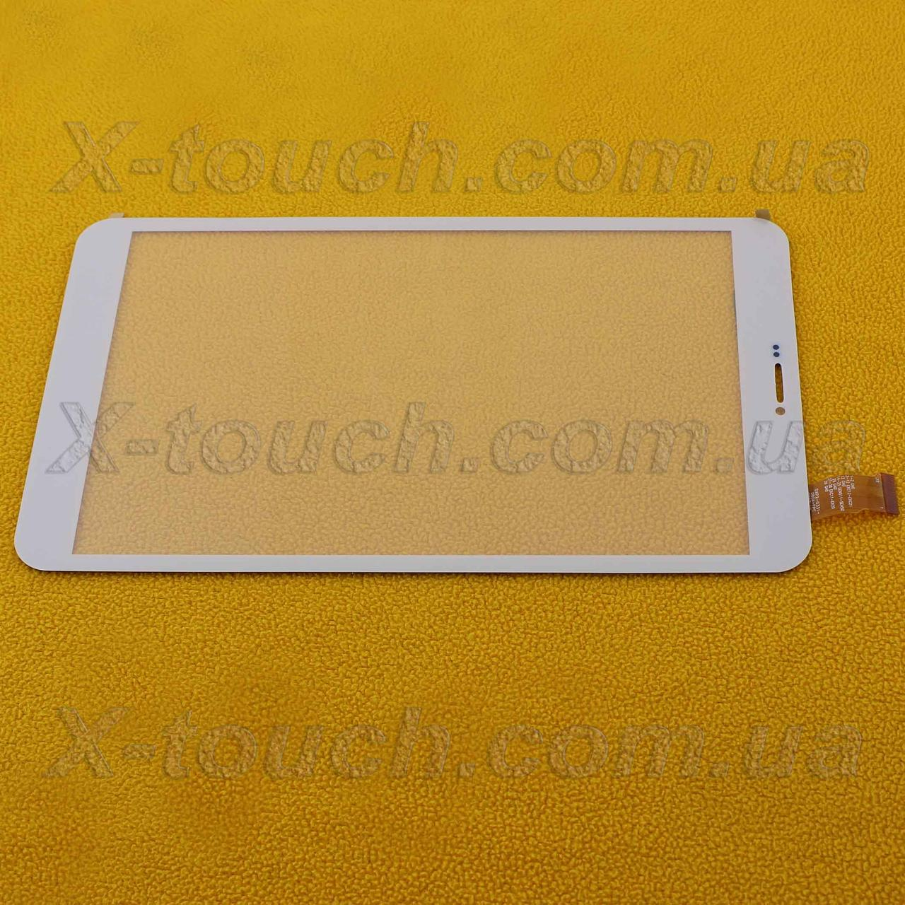 Тачскрин, сенсор Tesla Neon 8.0 8Gb 3G для планшета, цвета белый