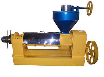 Маслопресс 3DLG-165 для обработки семян масличных культур.