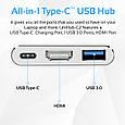 USB Хаб UniHub-C2 Grey, фото 6