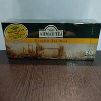 Чай Ахмад Английский №1 (English No.1) чёрный с ароматом бергамота 25 пакетов по 2гр