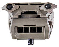 HPOD-T поворотный адаптер на Picatinny для сошек Harris, зеленый