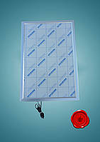 LED доска 60х40 прямоугольная с клик-системой, фремлайт