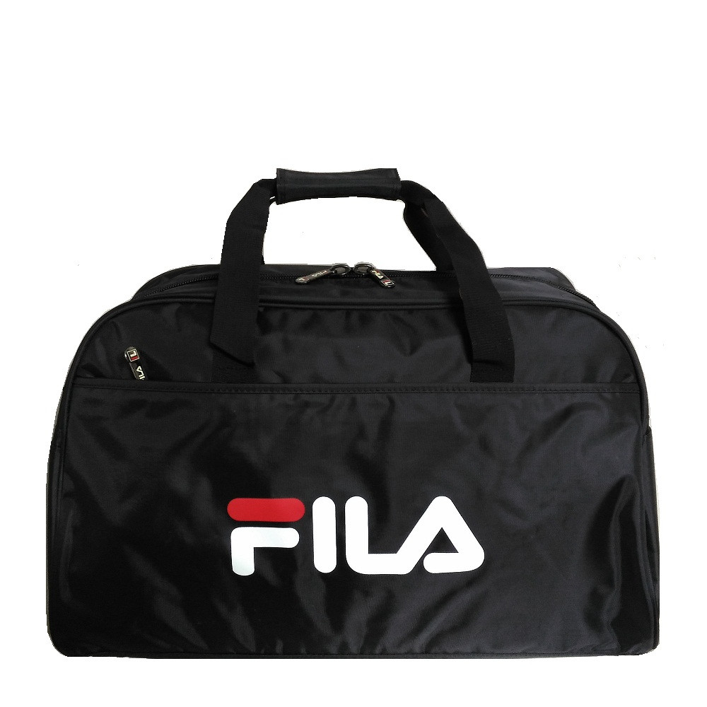 ede88318a466 Сумка спортивная Fila реплика GS1304 средняя черная, цена 1 030 грн ...