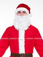 Борода Деда Мороза мини