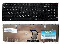Оригинальная клавиатура для ноутбука LENOVO G500, G505, G510, G700, G710, rus, black
