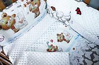 Шикарный комплект детского постельного белья.