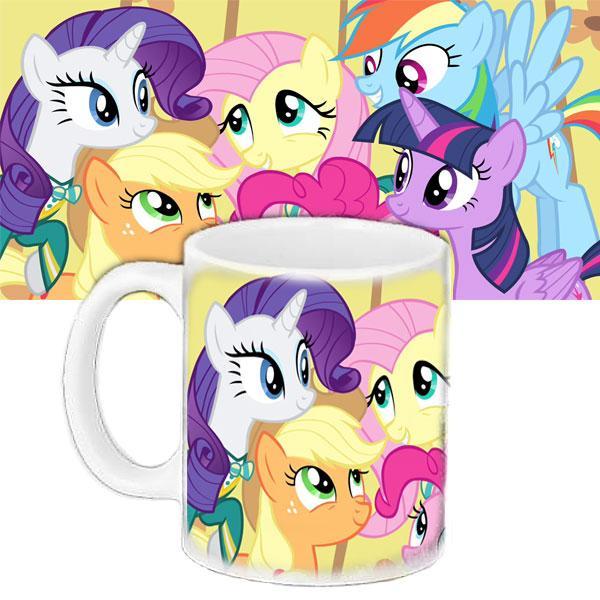 Дитяча чашка з принтом My Little Pony