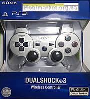Джойстик SONY DUALSHOCK 3 PS3 Срібло