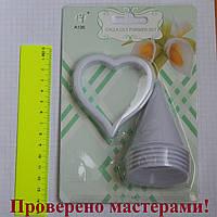 Вырубка калла (пластик), фото 1