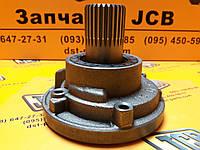 20/925552 Масляный насос КПП погрузчика JCB 3CX, JCB 4CX., фото 1