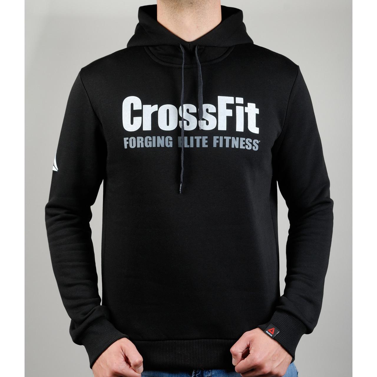 5b618d28 Мужская зимняя спортивная кофта Reebok CrossFit: продажа, цена в ...