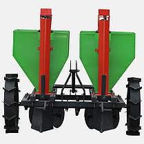 Картофелесажалка двухрядная КС-2А, 280л. (под трактор 18-25 л.с, 3 точки), фото 3