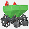 Картофелесажалка двухрядная КС-2А, 280л. (под трактор 18-25 л.с, 3 точки), фото 4