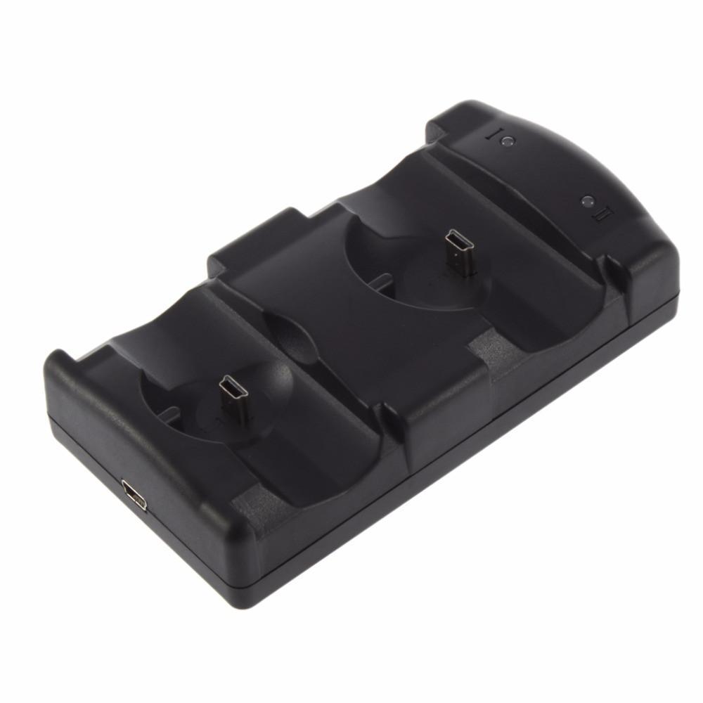 Подставка-зарядка под джостики PS3 (2 в 1) 41119   dl