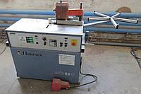 Hebrock AKV 88 D б/у кромкооблицовочный станок универсальный 01г.
