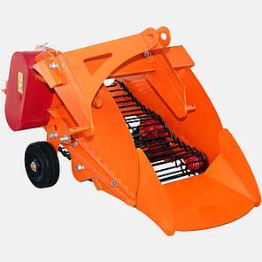 Картофелевыкапыватель транспортерный (3 точки, без кардана), фото 2