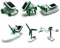 Robot Kit 6 в 1 на солнечной энергии