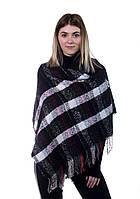 Модный женский шарф black