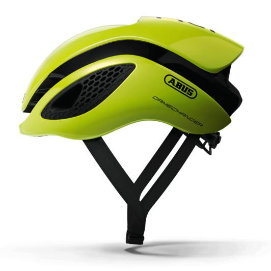 Велошлем ABUS GAMECHANGER Neon Yellow (L)