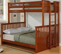 """Двухъярусная кровать """"Кузя-1"""" Чавис"""