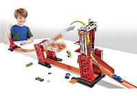 Детский игровой набор Разводной мост HOT WHEELS DWW97